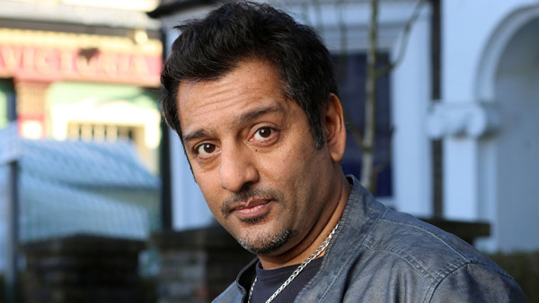 EastEnders (265) Oct. 2014: Masood Ahmed (NITIN GANATRA) Photo: Jack Barnes (c) BBC 2012