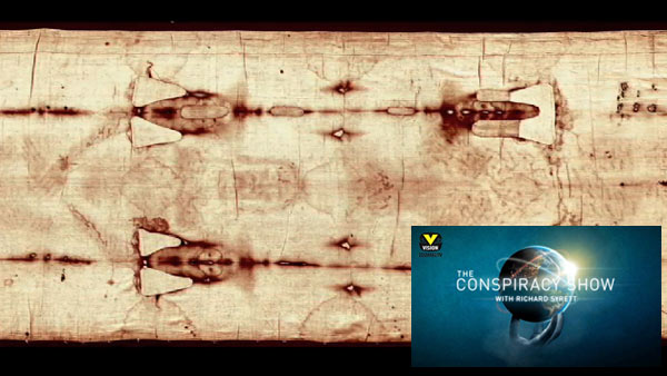 The Conspiracy Show S3E12: The Shroud of Turin