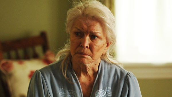 Ellen Burstyn stars as Hagar Shipley in The Stone Angel