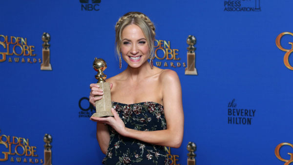 Golden Globes: Joanne Froggatt Photo Credit: ZUMAPRESS.com/Keystone Press © J. Emilio Flores