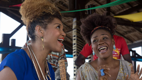 Songs of Freedom: Measha Brueggergosman and Sanzy Viany in Cameroon