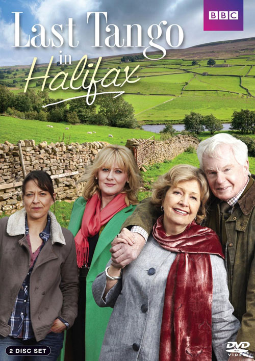 Last Tango in Halifax Season 1 DVD