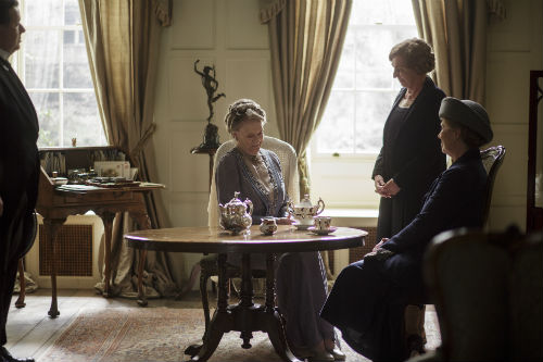Downton Abbey S5E9