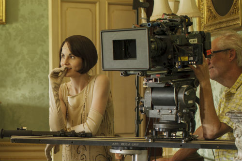 Downton Abbey BTS S5E9
