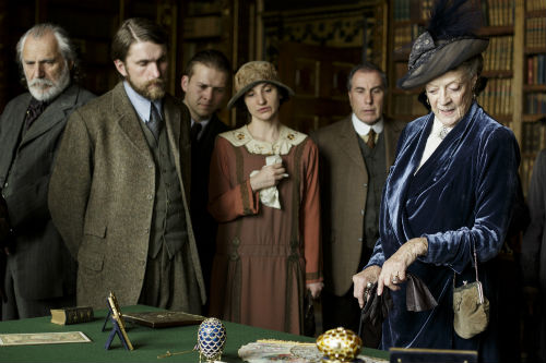 Downton Abbey Home Slide S5E3