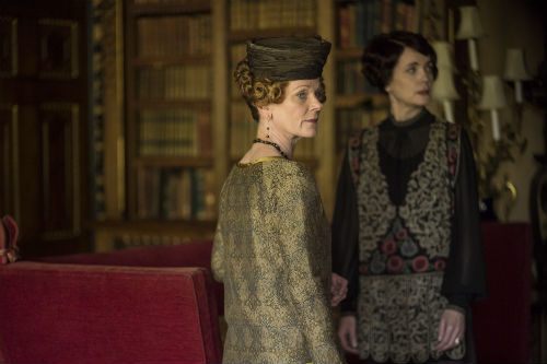 Downton Abbey S5E7