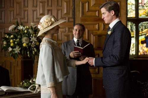 Downton Abbey S5E8