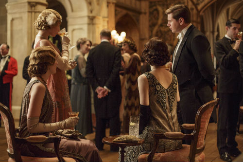 Downton Abbey S5E5