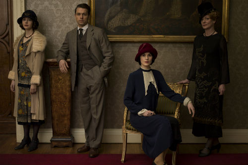 Downton Abbey S5E4