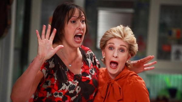 Miranda S6E3: Miranda Preston (MIRANDA HART), Penny Preston (PATRICIA HODGE)