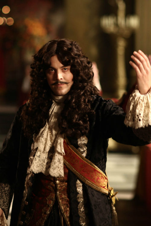 The Great Fire: Charles II