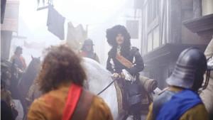 The Great Fire: King Charles II (JACK HUSTON)