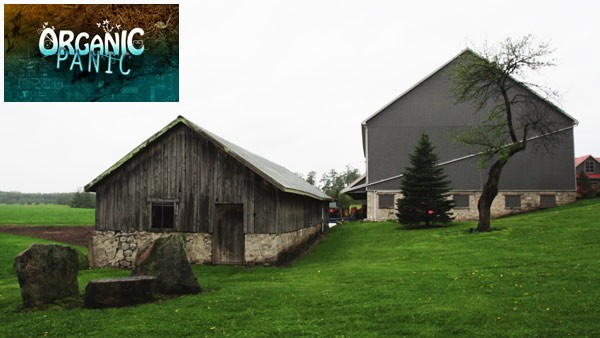 Organic Panic S1E3: Organic Food - Farm