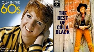 Cilla: Album Cover Montage