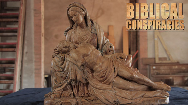Biblical Conspiracies S1E2: Secrets of the Sculpture