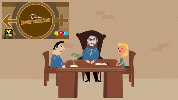Divine Intervention with Rabbi Shmuley: Pilot Episode