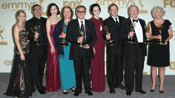 Downton Abbey at the 63rd Annual Prime Time Emmy Awards