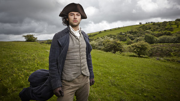 Poldark S1: Captain Ross Poldark (AIDAN TURNER)