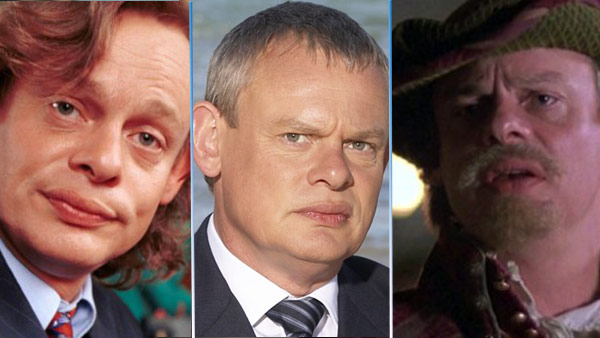 "Where Have I Seen You Before: Doc Martin Cast Edition - Martin Clunes in ""Men Behaving Badly"", ""Doc Martin"" and ""Shakespeare in Love"""