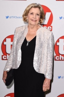 Anne Reid at the 2015 TV Choice Awards