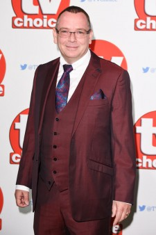 EastEnders' Adam Woodyatt at the 2015 TV Choice Awards