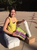 Healing Yoga Anniversary Contest - Prizing Shot