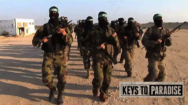 Keys to Paradise - Militia running