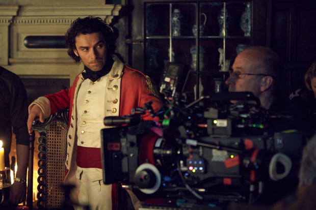 Poldark Behind the Scenes