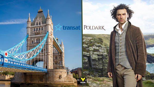 Poldark's Epic UK Adventure Contest