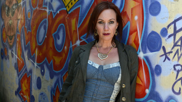 EastEnders 282 (Nov/Dec 2015): Rainie (TANYA FRANKS) Photo: Kieron McCarron (c) BBC 2014