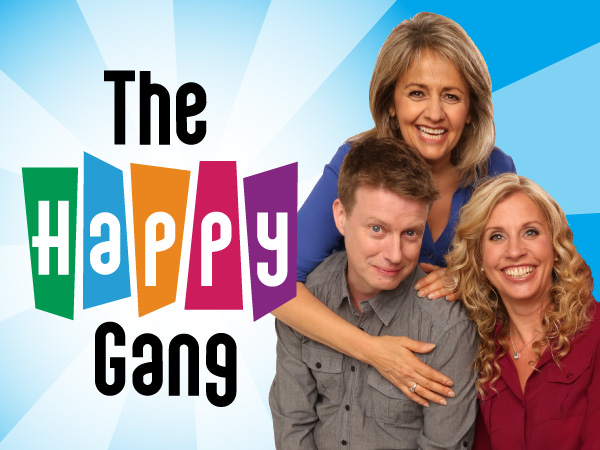 ZoomerRadio's The Happy Gang