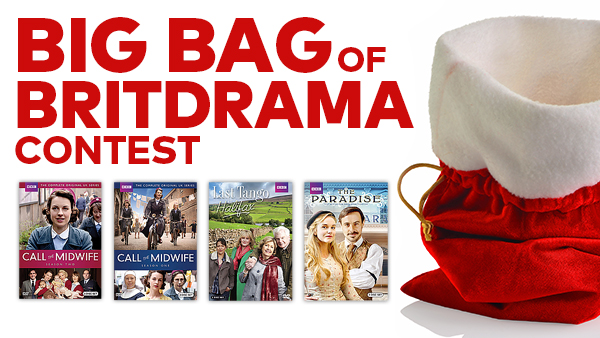 Big Bag of BritDrama Contest