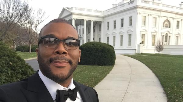 Tyler Perry White House