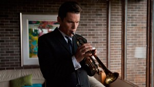 Born to Be Blue Contest: Ethan Hawke as Chet Baker