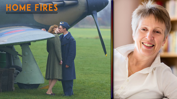 Home Fires Julie Summers Q & A 1