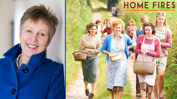 Love, War and Housecoats: Setting the Scene for Home Fires Episode 3