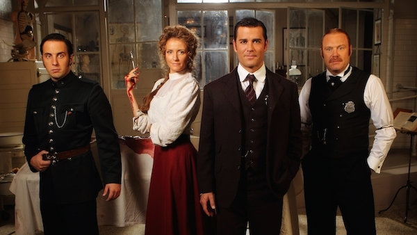 Murdoch Mysteries - Show Page