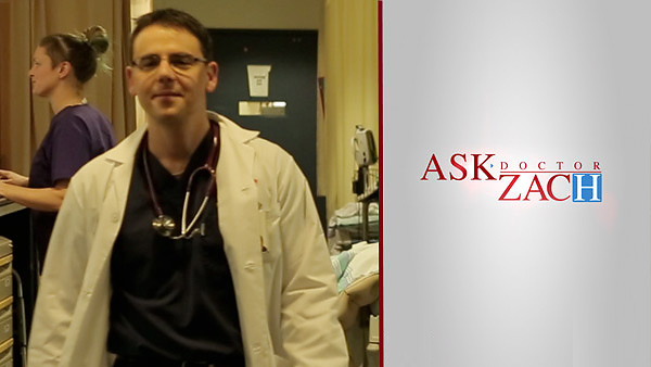 Ask Dr. Zach - Feature Image