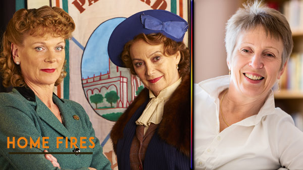 From History to Screenplay: Q & A with Home Fires Author Julie Summers Part 2