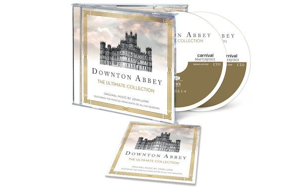 Downton Abbey CDs