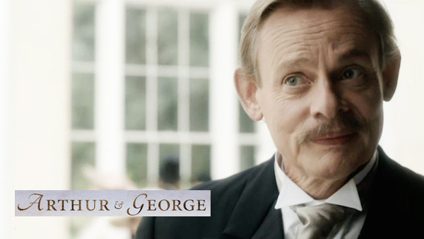 Arthur & George: Snapshots E1 - Feature Image
