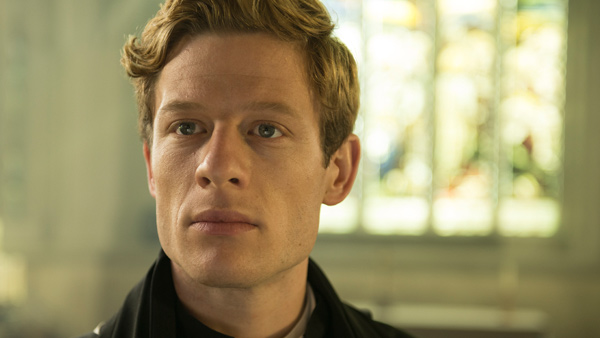 Grantchester S1E1 Sneak Peek: I Mean Murder