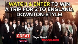 Farewell Downton Fly Away Contest