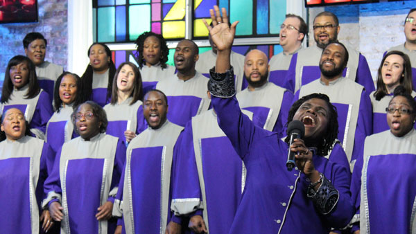 People Who Sing Together S1E2: Toronto Mass Choir