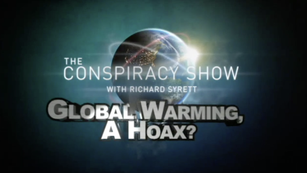 The Conspiracy Show - Global Warming