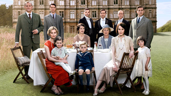 Downton Abbey S6 Finale
