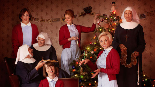 Call the Midwife - Christmas 2014