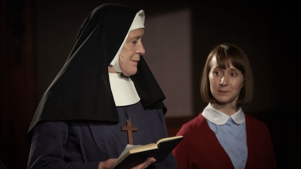 Bryony Hannah - Call the Midwife