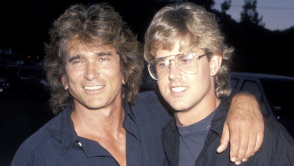 Michael Landon & Michael Landon Jr.