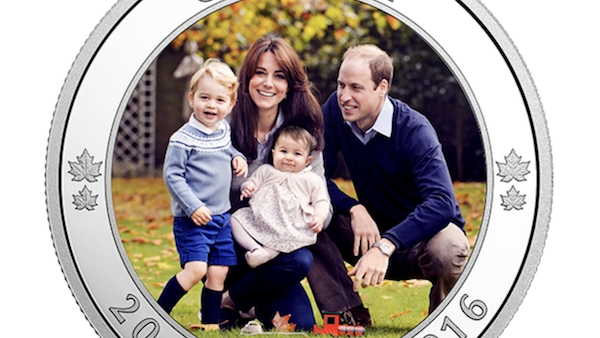 William & Kate Coin